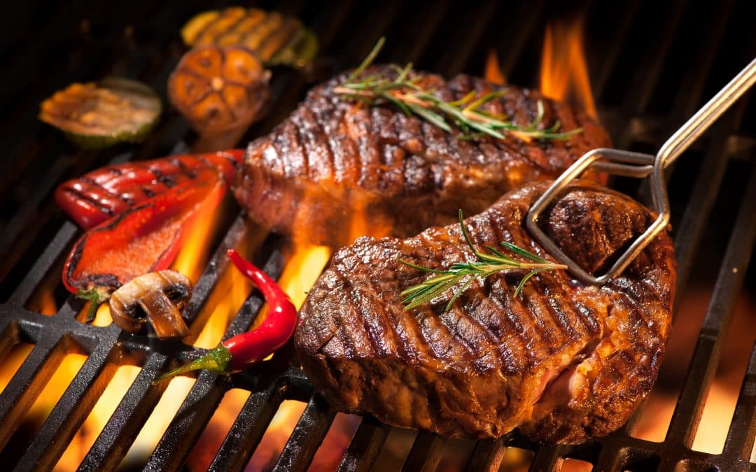 7 tips to help you brush up on propane gas grilling