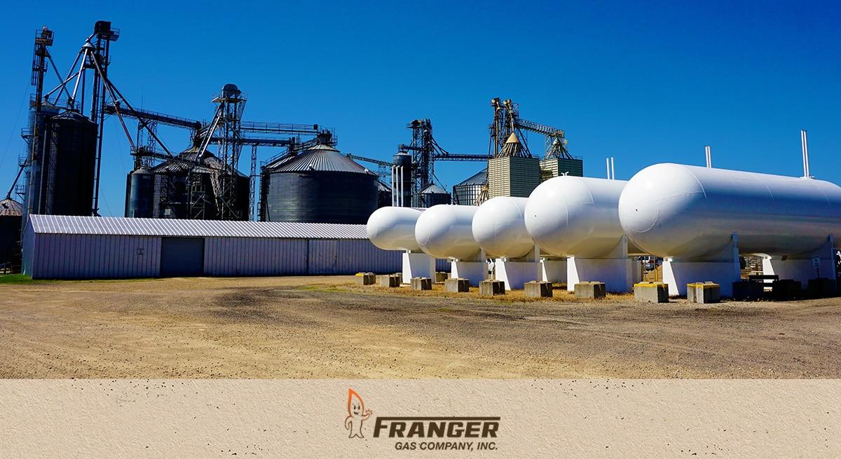 Franger Gas Wholesale Propane Supplier