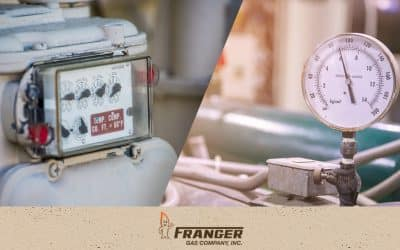 The difference between Natural Gas and Propane